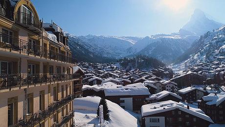 Werbefilm Hotel Beau-Site Zermatt