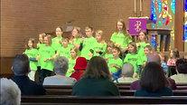 Cherub and Children's Choirs (Jesus Loves Me)