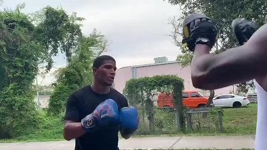 Boxing Athletic Training