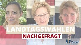 Serie Landtag-Nachgefragt: Wie läuft die Suche nach Kandidatinnen und Kandidaten ab?