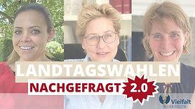 Landtag- Nachgefragt 2.0: Was für Erfahrungen habt ihr in eurem politischen Amt gemacht?