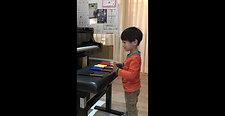 絶対音感3歳
