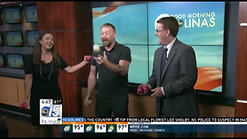 Good Morning Carolinas celebrates World Juggling Day - YouTube