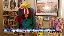 Former Ringling Bros clown reflects on time with the circus  WBTWcom