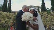 Shennea & Daniel Cinematic wedding highlight