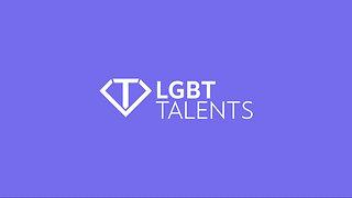 NOUVEAU LOGO LGBT TALENTS