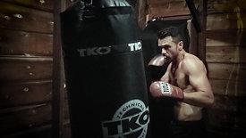 Heavy bag boxing clip 2021