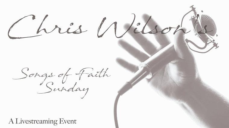 Songs Of Faith Archives