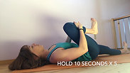 Basic Low Back Stretches