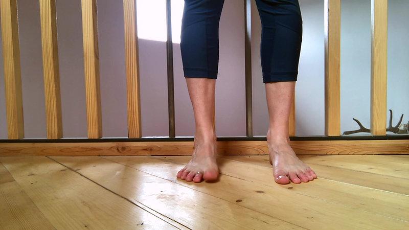 Foot Intrinsics