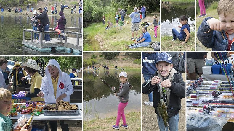 Free Fishing Derbies!