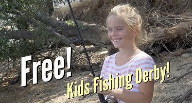 Free Fishing Derby Sept. 1!