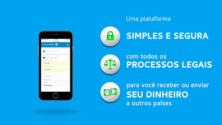Remessa Online | Apresentação da Plataforma