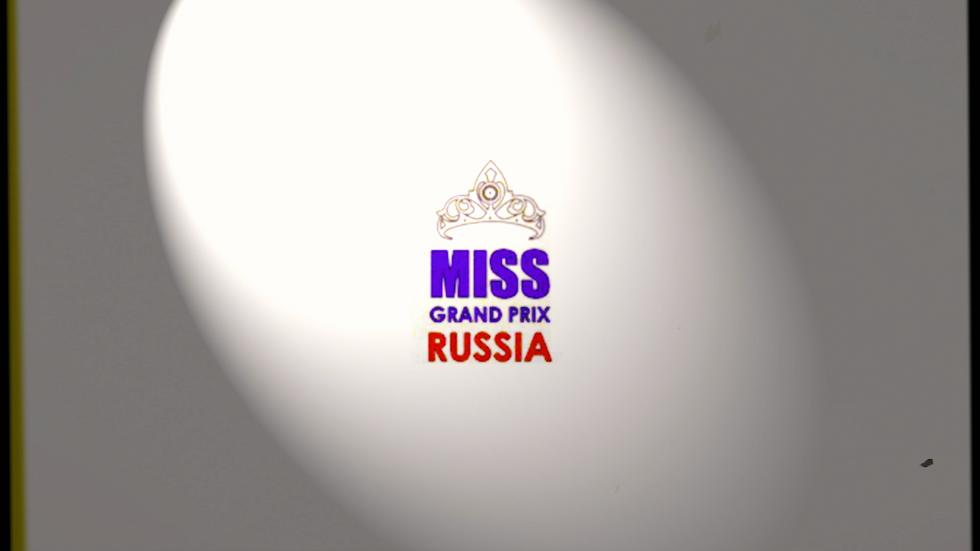 FINAL MISS GRAND PRIX RUSSIA 2018