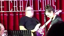 Bass solo with Monica Vasconcelos