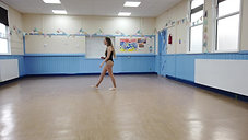 Dance - First Burn - choreographed by Lucia Harris
