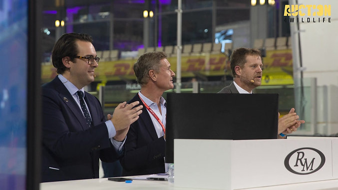 RM Sotheby's Inaugural Auction at the Formula 1 Etihad Airways Abu Dhabi Grand Prix 2019