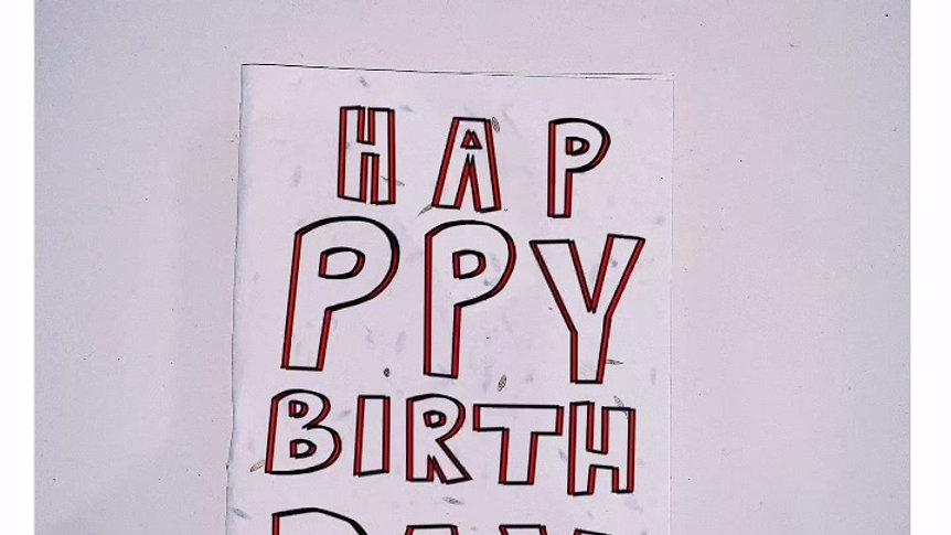 Happpy Birthday !