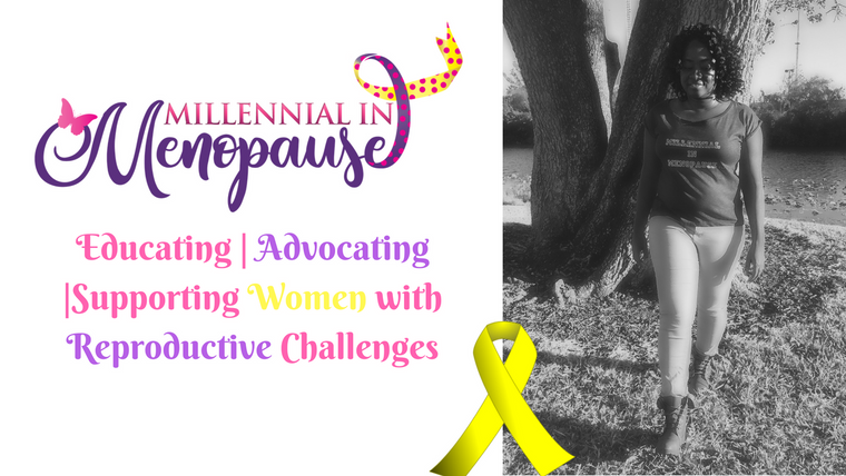 Millennial In Menopause