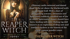 The Reaper Witch (Animated Cover Sneak Peek)