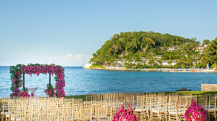 ROUNDHILL JAMAICA WEDDING BY GUERDY DESIGN
