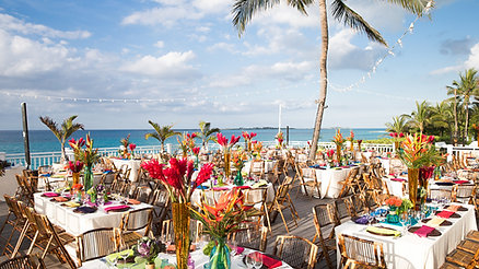BAHAMAS FOUR SEASONS OCEAN CLUB WEDDING BY GUERDY DESIGN