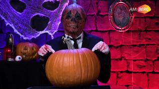 Halloween-Rezepte mit Mr. Pumpkin