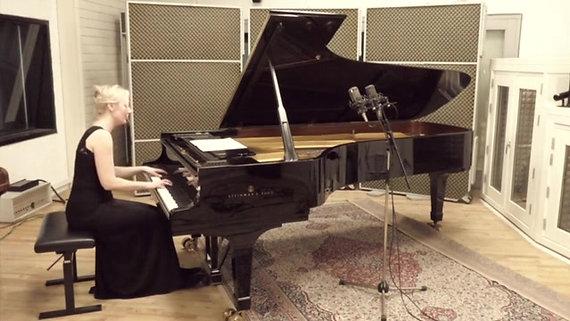 Lyt til pianist Kristine Thorup