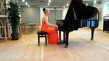 Kuhlau: 'Klaversonate i A dur op. 59' - Pianist Kristine Thorup