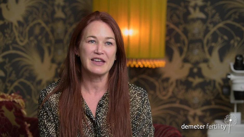 Demeter Fertility: Ovarian Rejuvenation