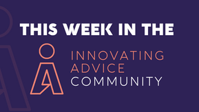 This Week in the IA Community