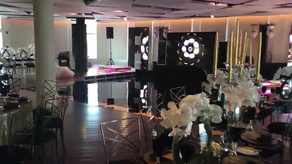 Video Wall | Wedding | Engagement Party | Mitzvah | Extravagant Entertainment