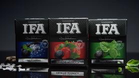 "IFA ""Sukkerfrie pastiller - ny smak"""