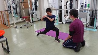 パーソナルトレーニング ジュニア 野球