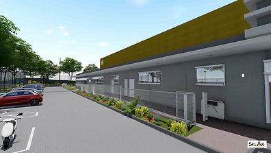 Arquitetura Industrial | Fábrica Pão de Queijo Mineiro