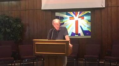 A Jesus Shaped Life - BSBC Service (08/23/2020)