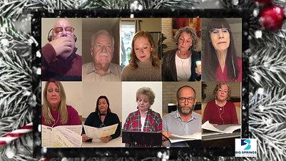 BSBC Digital Christmas Card Music Video