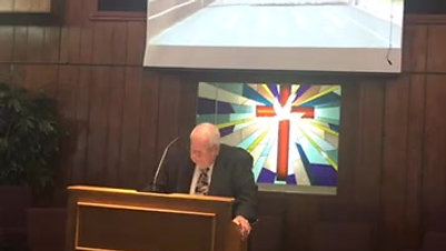 Guest Preacher - Ernie Boren - BSBC Service 10/11/2020