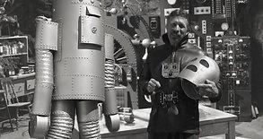 Rocket Man Retro Promotional Video