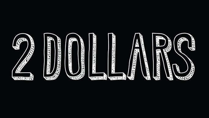 2 Dollars Trailer