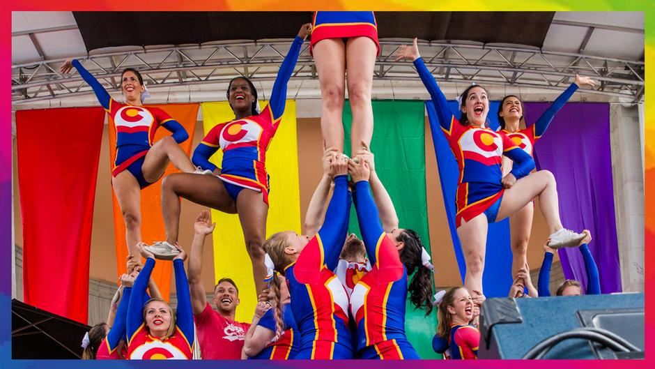 2019   Denver PrideFest Center Stage Performance