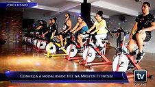 TV Online Informa - Conheça a modalidade HIT da Master Fitness!