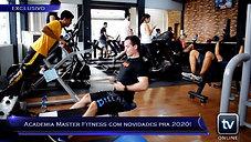TV Online Informa - Academia Master Fitness com planos especiais para 2020!