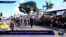 TV Online informa - Veja como foi o FEFABAN 2019 em Ibaiti-PR!
