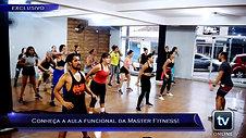 TV Online Informa - Conheça a aula funcional da Master Fitness!