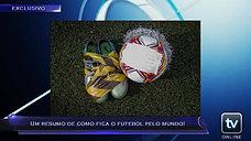 Boletim Esportivo - Um resumo de como fica o futebol pelo mundo!
