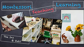 What is Montessori Learning?