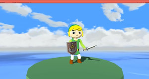 Link Toon Shader