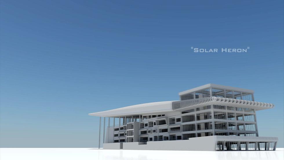 Solar Heron (SHU-II) Commercial 2020