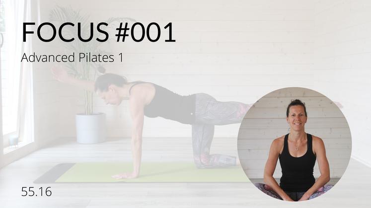 MEMBER FOCUS #001 - Advanced Pilates 1